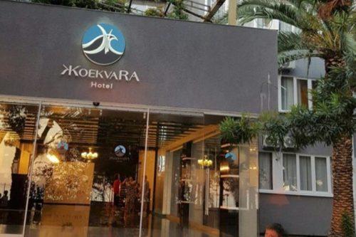 Жоэквара отель Гагра