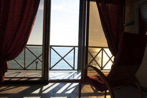 Гагра частная мини-гостиница Три Кипариса