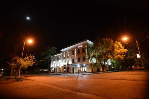 Гостиница «Диоскурия»