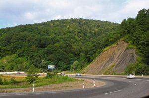 Дорога перевал Горячий ключ Джубга