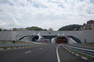 тунель в Сочи