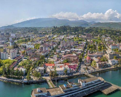 отдых в Абхазии сухум