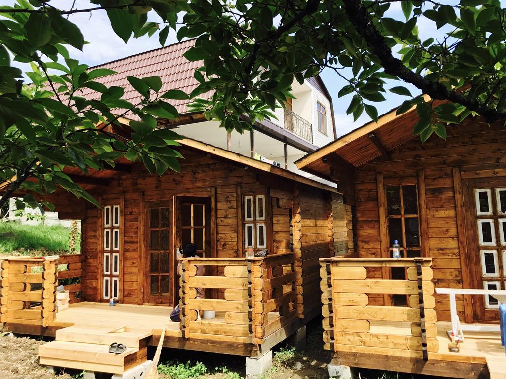 отдельные дома в Новом Афоне