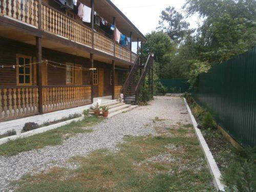 Мини-гостиница в Пицунде