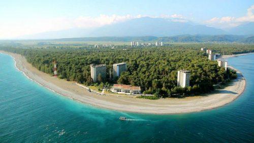 Отдых в Абхазии отели Пицунда