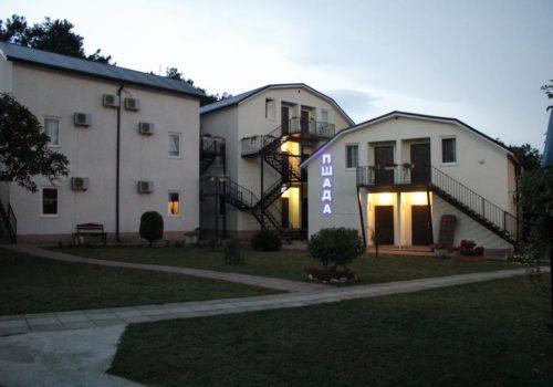 Пшада мини-отель в Пицунде