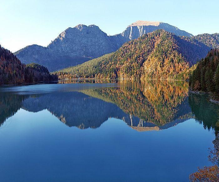 Озеро Рица Абхазия как добраться