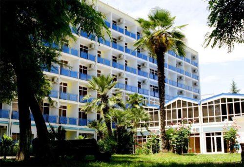 тур в отель Интер-Сухум на новый год