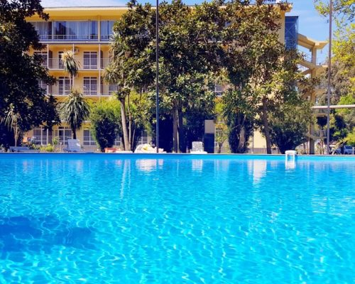 Отель WellnessParkHotel GAGRA