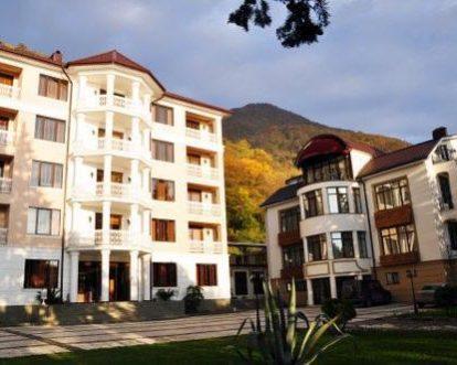 Отель Райда Абхазия