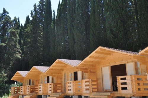 домики в Афоне