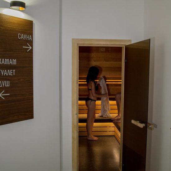 сауна хамам в отеле