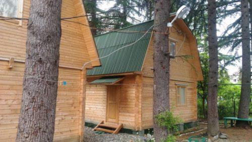 отдельные домики в Гаграх