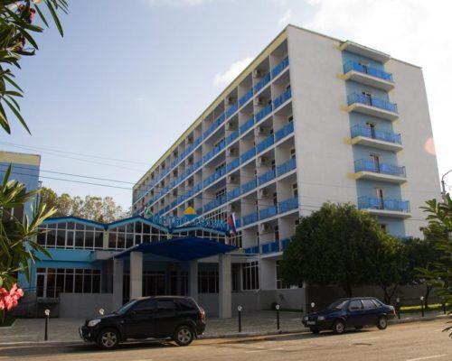 гостиница Интер Сухум