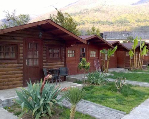 коттеджи в Гаграх мини-гостиница