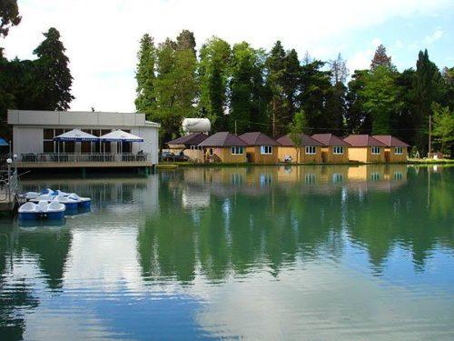 парк-отель остров