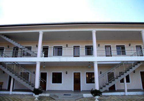 мини-гостиница в Цандрипше
