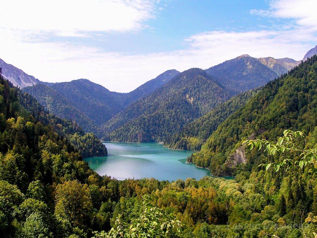 Экскурсии на Озеро Рица