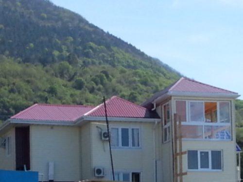 Гостевой домик у моря в Гаграх