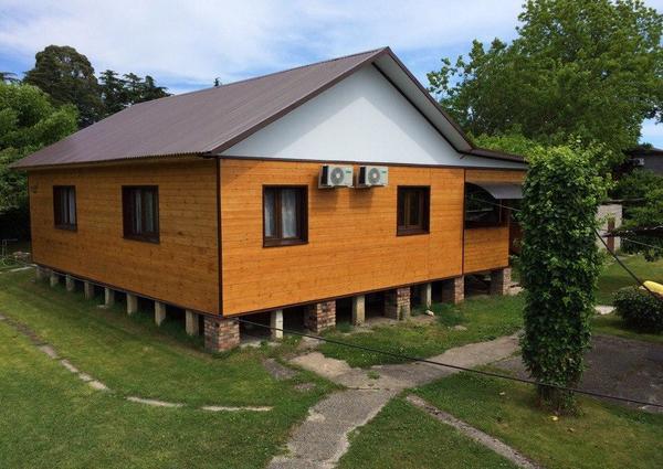 Гостевой дом Оксана Пицунда