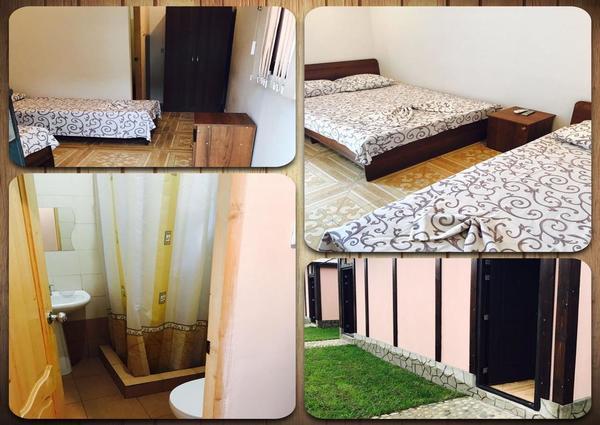Гелиос гостевой дом Гагра частный сектор