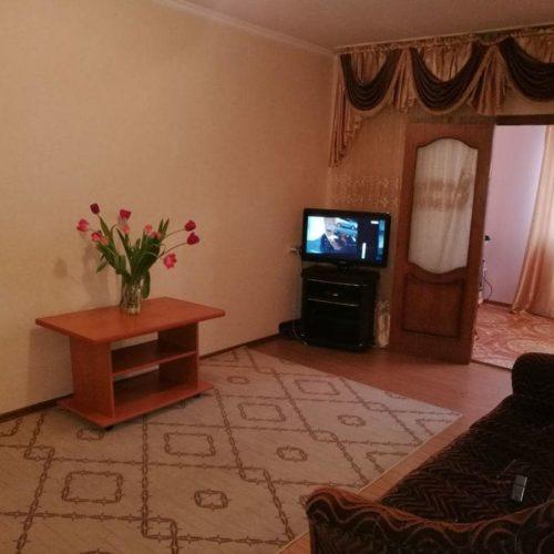 Двух комнатная квартира по ул.Абазгаа
