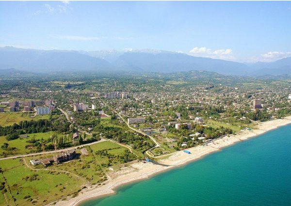 Гудаута Абхазия