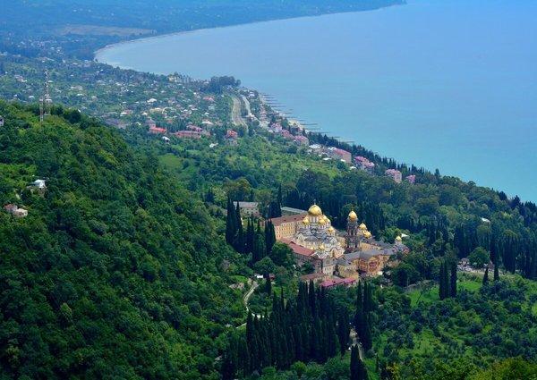 Новый Афон Абхазия