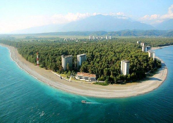 Пицунда Абхазия