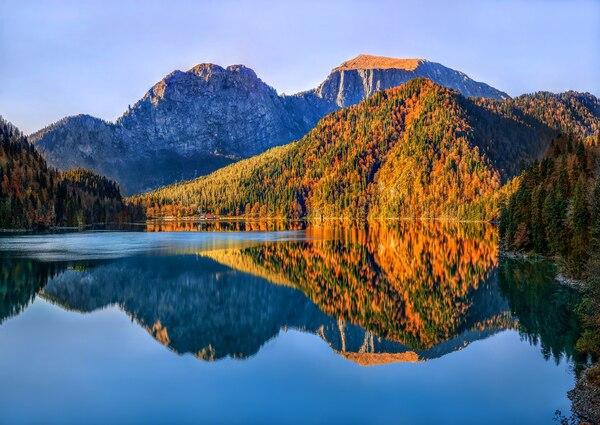 Озеро Рица