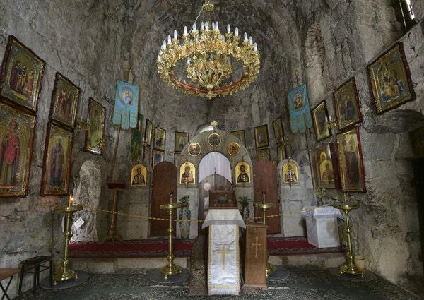 церковь в нутри