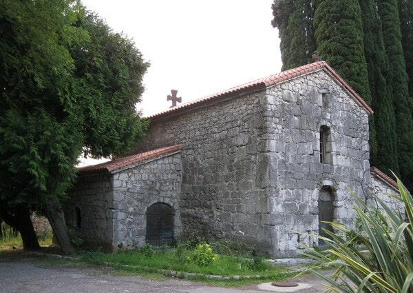 Церковь святого Ипатия Гагрского