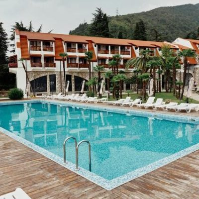 отель Абаата Гагра на берегу моря
