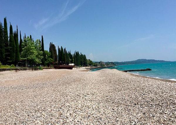 пляж в Афоне