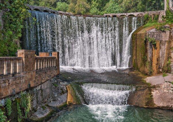Фото Новоафонский водопад