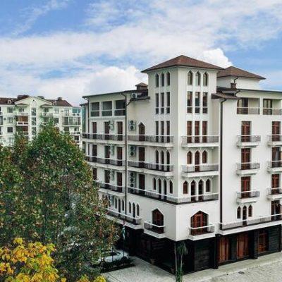 Гаруда отель в Сухуми