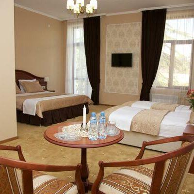 гостиница в Сухуми Диоскурия