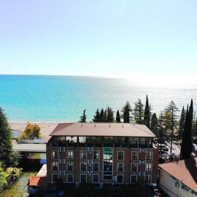 Afon Resort отель в Новом Афоне