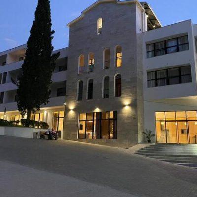 Отель Абаш в Новом Афоне