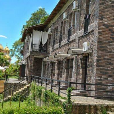 Парк отель У монастыря Новый Афон